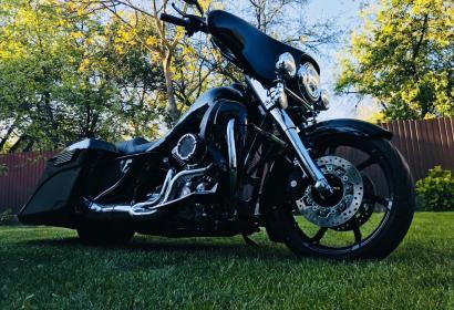 Продажа кастом баггера Harley-Davidson Electra Glide Ultra Limited '2010 в Киеве