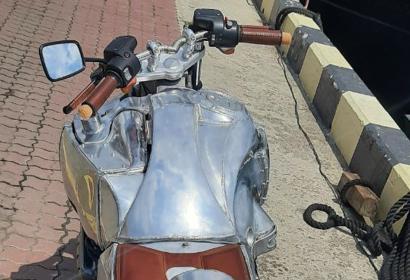 Продажа эксклюзивного кастом байка BMW K1200 '1999 в Одессе