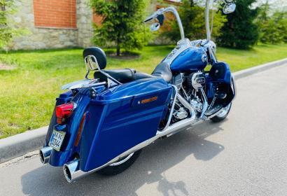 Продажа официального Harley Davidson CVO Road King '2013 в Киеве