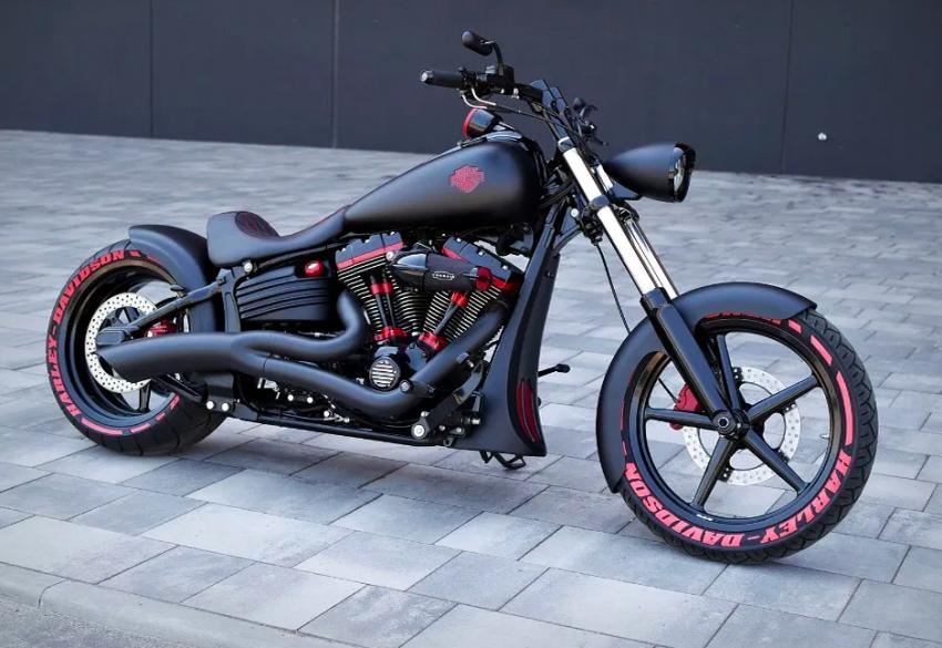 Продажа кастома Harley-Davidson ROCKER C '2008 в Киеве