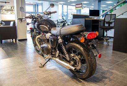 Продажа нового Triumph Bonneville T100 '2021 в Киеве