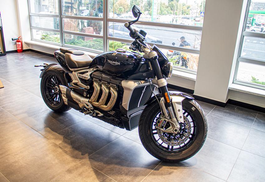 Продажа нового мускул-байка Triumph Rocket 3 R '2021 в Киеве