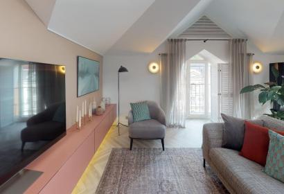 Продажа видовых апартаментов на Воздвиженке в Киеве