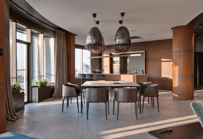 Продажа видовых апартаментов в центре Киева