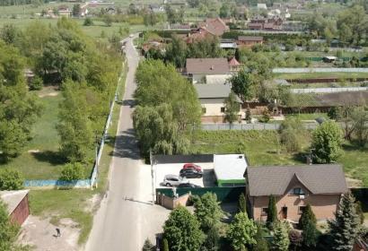 Продажа дома с озером КГ Золоче под Киевом