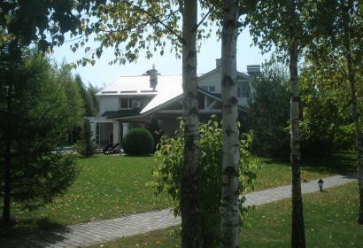 Продажа дома с бассейном в Конча-Заспе под Киевом