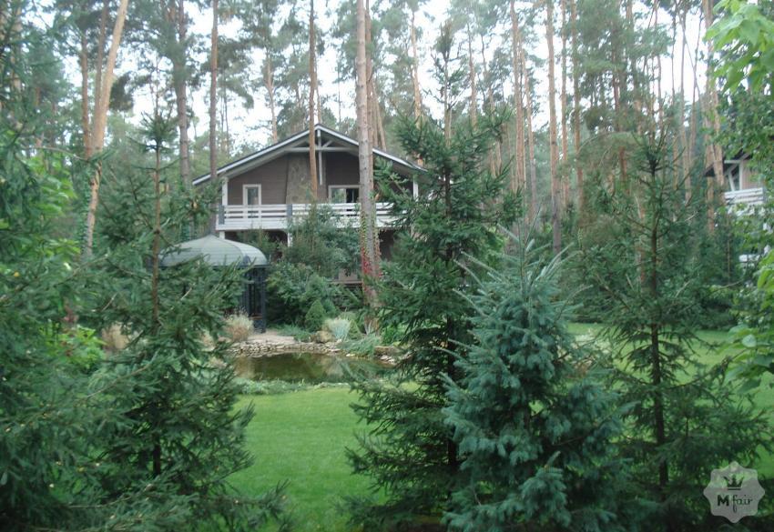 Аренда загородного коттеджа в Конча-Заспе под Киевом