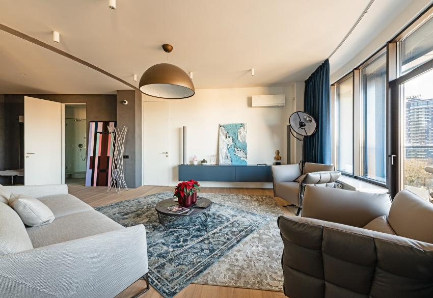 Продажа 3х-комнатной квартиры на Печерске в ЖК Скайлайн