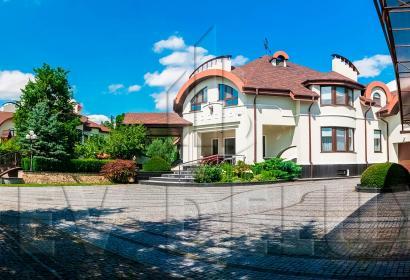 Продажа резиденции в Киеве - Конча Заспа