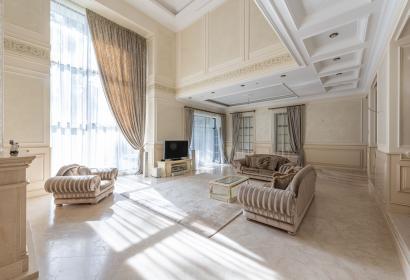 Продажа нового особняка класса De-Lux под Киевом