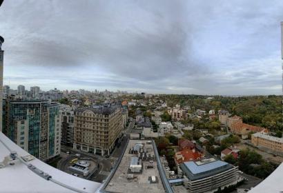 Продажа пентхауса с террасой в ЖК Бусов Хилл в центре Киева