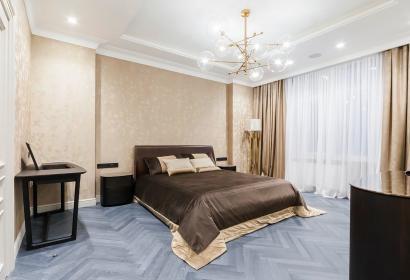 Продажа видовой квартиры в ЖК Новопечерские Липки на Печерске