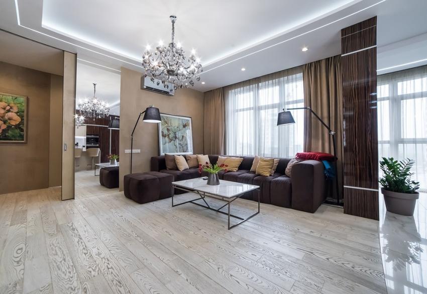 Продажа 4-х комнатной квартиры с ремонтом на Печерске