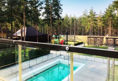 Продажа дома в Hi-tech стиле в окружении соснового леса под Киевом