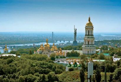 Продажа видовой 4х-комнатной квартиры с видом на Киево-Печерскую Лавру