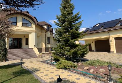 Продажа роскошного дома на берегу Днепра в Киеве