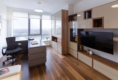 Продажа современной видовой квартиры River Stoneв Киеве