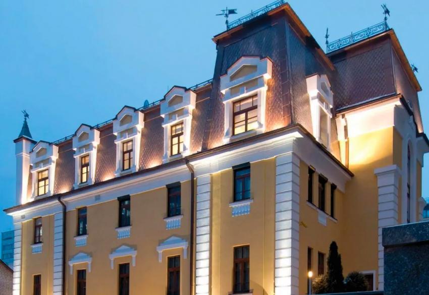 Продажа резиденции в самом центре делового Киева