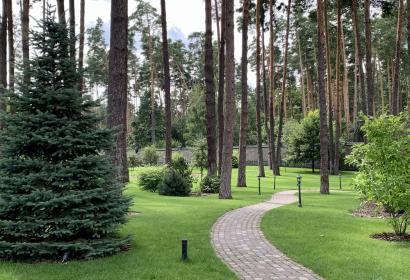 Продажа резиденции в английском стиле в Конча-Заспе под Киевом