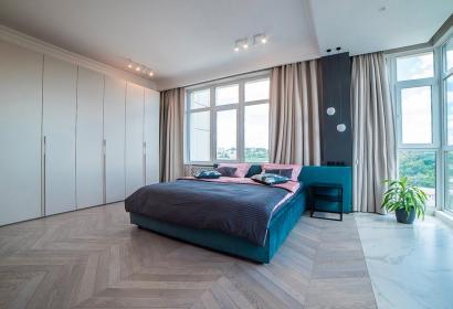Продажа стильной 3х комнатной квартиры на Новопечерских липках в Киеве