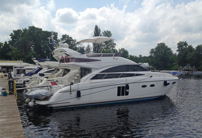Продажа Princess Yachts 54