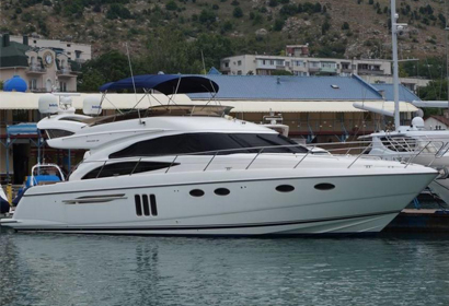 Продажа Princess Yachts 58