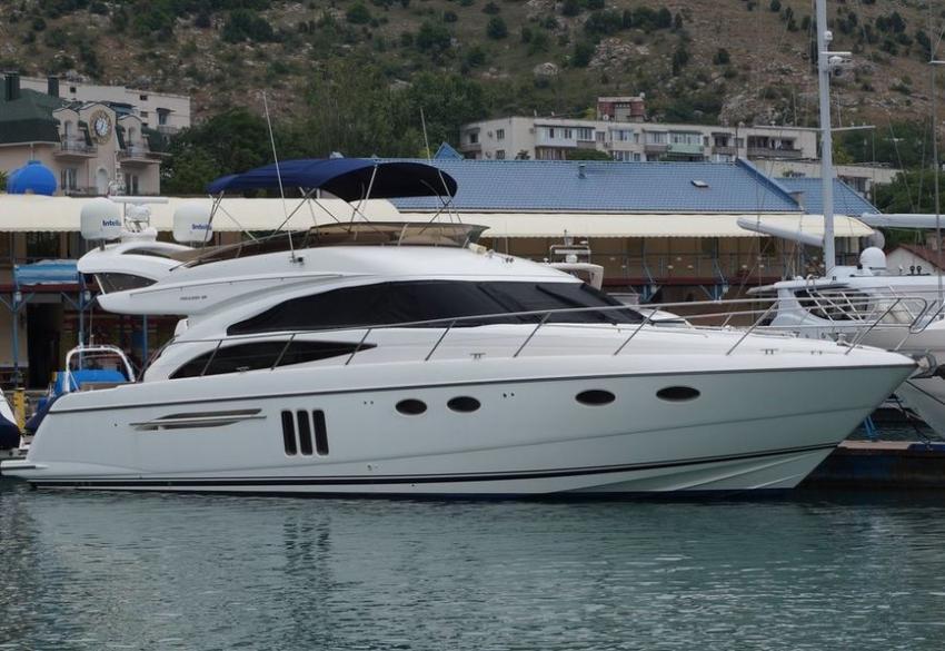 Продажа Princess Yachts 58 в Киеве
