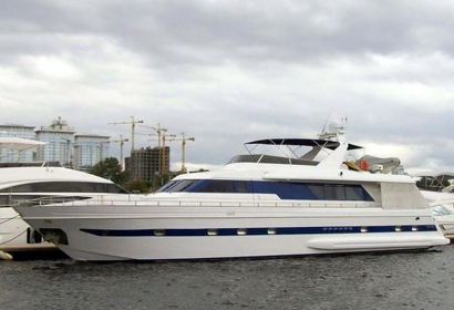 Продажа Falcon Yachts 80s