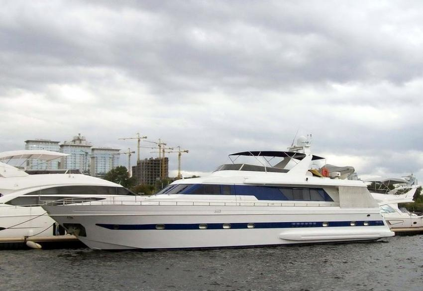 Продажа Falcon Yachts 80s в Киеве