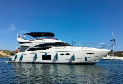 Продажа Princess Yachts 56
