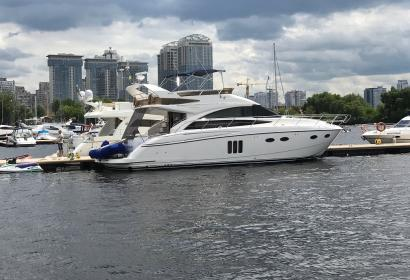 Продажа Princess Yachts 54