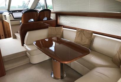 Продажа моторной яхты Princess 54 Fly '2008 с флайбриджем в Киеве
