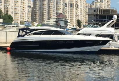 Продажа Princess Yachts V52