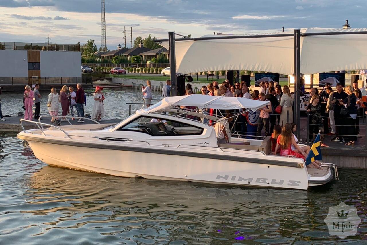 Продажа моторной яхты Nimbus Weekender 9 2019 в Киеве на