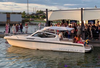 Продажа моторной яхты Nimbus Weekender 9 '2019 в Киеве