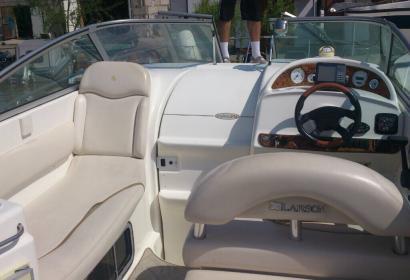Продажа катера Larson Cabrio 274 '2004 в Киеве