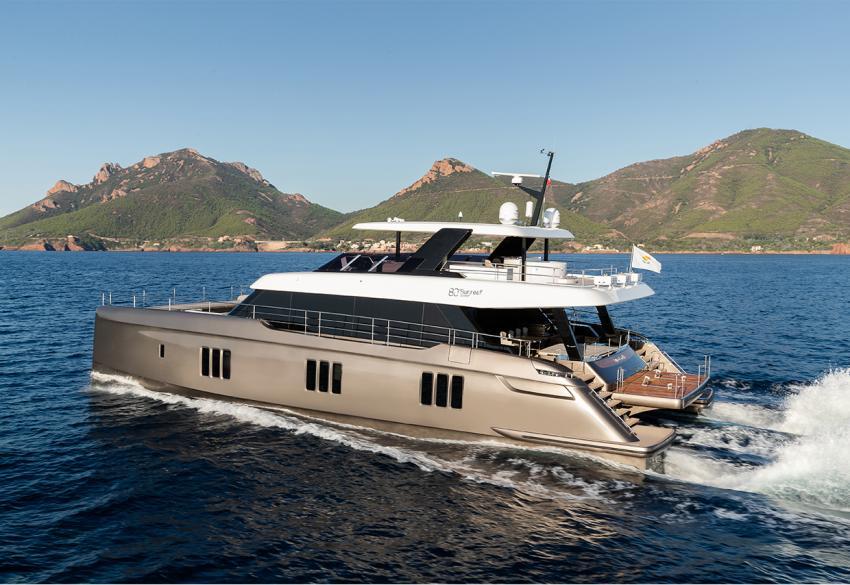 Продажа многокорпусной моторной яхты Sunreef Yachts 80 Sunreef Power