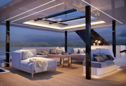 Продажа современноймоторной яхты 60 Sunreef Power