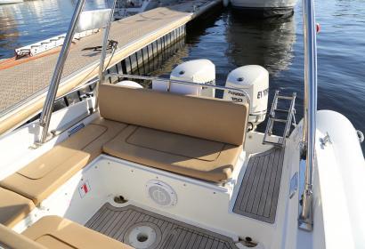 Продажа скоростного катера SACS S780 '2012 в Киеве