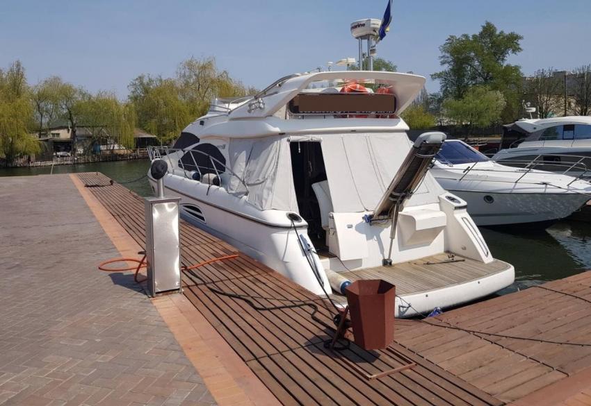 Продажа моторной яхты Astondoa 464 '2004 в Киеве
