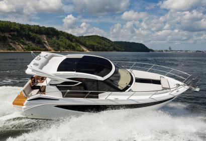 Продажа моторной яхты Galeon 370 HTS'2018 в Киеве